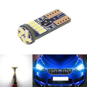 1X T10 W5W LED Wedge Light Marker Lamps Bulb For BMW E46 E39 E91 E92 E93 E28 E61 F11 E63 E64 E84 E83 F25 E70 E53 E71 E60 image