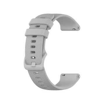 18 20 22mm Sport Silicone Wrist Strap For Garmin Vivoactive 4S 4 3 Smart Watch Band For Vivoactive 3 4 4S Wristband Accessories 7