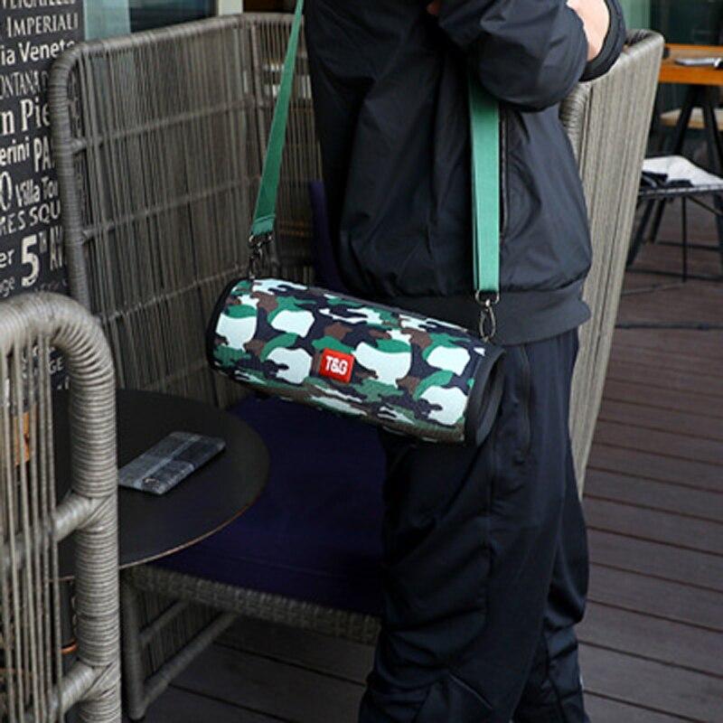Haut-parleur Portable 40W Bluetooth haut-parleur colonne haut-parleurs d'ordinateur boîte de flèche avec Radio FM Aux TF Subwoofer 4 fois TG117 - 2