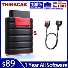 Thinkcar Thinkdiag OBD2 Diagnostic Tool Met Kabel Volledige Software 1 Jaar Update Obd 2 Code Reader Krachtige dan Launch Easydiag