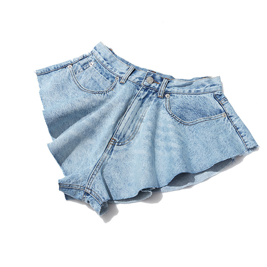 2020 Women Shorts High Quality Jeans Short Shorts Fashion Sexy Blue Denim Shorts Women Holiday Jeansshorts Women Summer Shorts