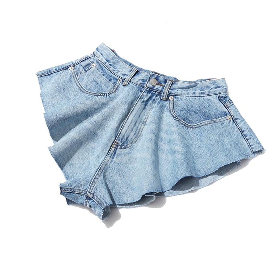 2020 Women Shorts High Quality Jeans Short Shorts Fashion Sexy Blue Denim Shorts Women Holiday Jeansshorts Women Summer Shorts