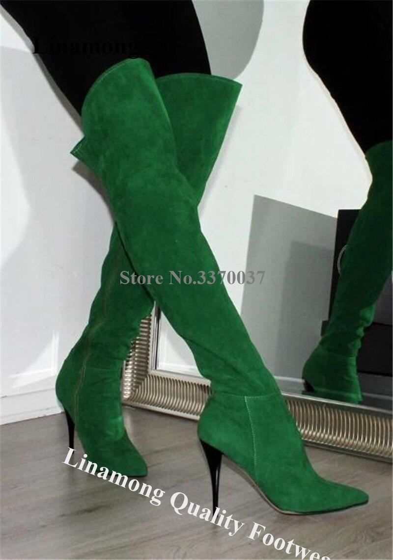 Knee Boots| - AliExpress