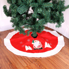 Christmas Tree Dress Holiday Supplies Christmas Decor High-e