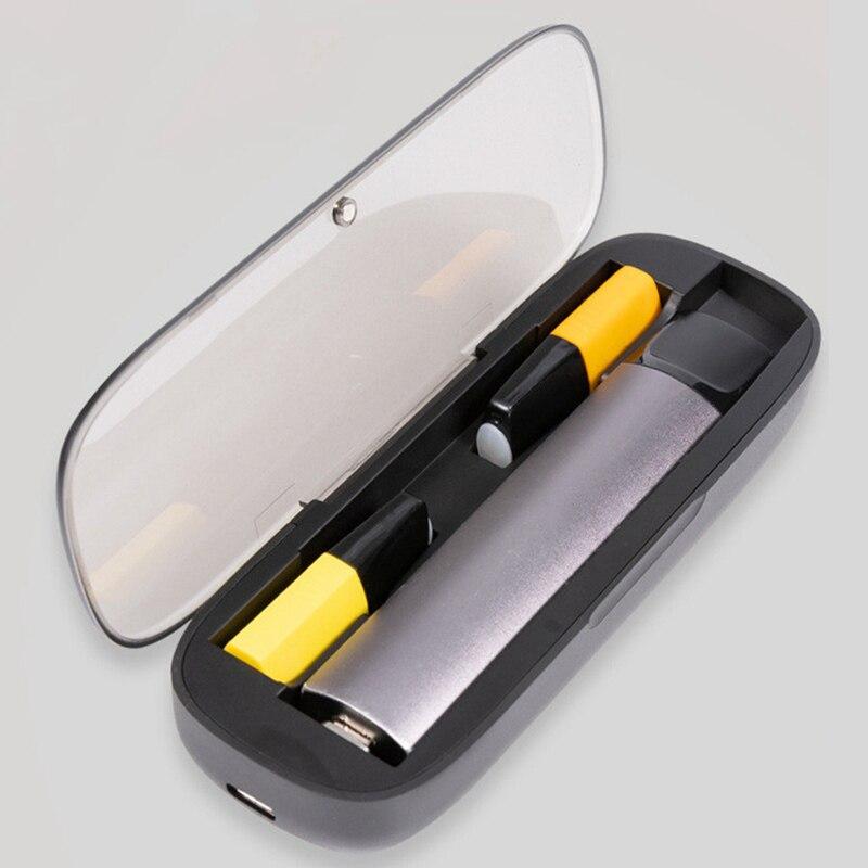 USB 1200 мАч емкость зарядная коробка для YOOZ портативный мини банк питания зарядное устройство коробка Pod Хранения Держатель для YOOZ аксессуары
