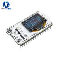 ESP32 0,96 Zoll Blau OLED Digital Display Bluetooth WIFI Kit 32 Modul CP2102 Internet Entwicklung Board Für Arduino