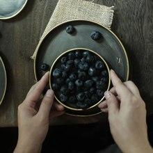 בציר עתיק מתכת עגול רטרו אחסון עדיין חיים מזון אבזרי צילום