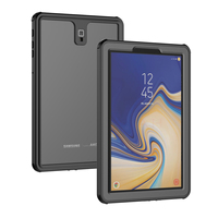 galaxy s4 Waterproof Case For Samsung Galaxy Tab S4 10.5 Inch T830 T835 Underwater Cover Shell Dustproof Shockproof Tablet Protector Cover (2)