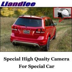 Liandlee dla FIAT Freemont dla Dodge Journey 2008 ~ 2017 HD CCD Night Vision Parking cofania kamera z tyłu samochodu kamera w Kamery pojazdowe od Samochody i motocykle na