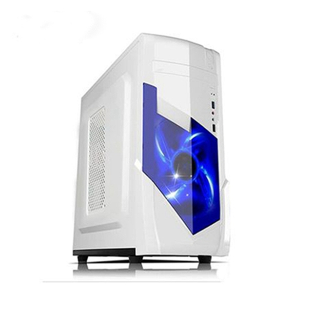 2020 Hot ATX Gaming Computer Case PC gaming PC tower computer box  4