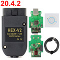 Новый VAG COM 20.4.2 HEX CAN USB интерфейс для VW AUDI Skoda Seat VAG 19.6.2 ATMEGA162 + 16V8 + FT232RQ многоязычный