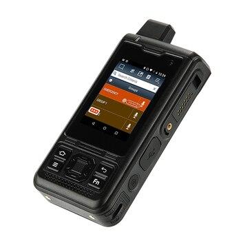 i&YSF B8000 IP68 POC PTT Rugged Phone Smartphone Android OS 8.1 Dual SIM Card,2.4