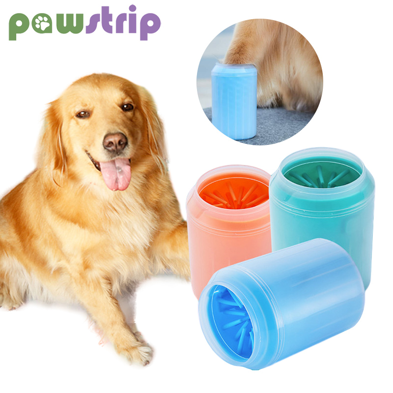 Soft Pet Paw Cleaner