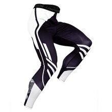Лосины для бега, спортивные Леггинсы, мужские компрессионные штаны, быстросохнущие обтягивающие штаны для бега, для спортзала, фитнеса, тренировок, йоги, тренировок