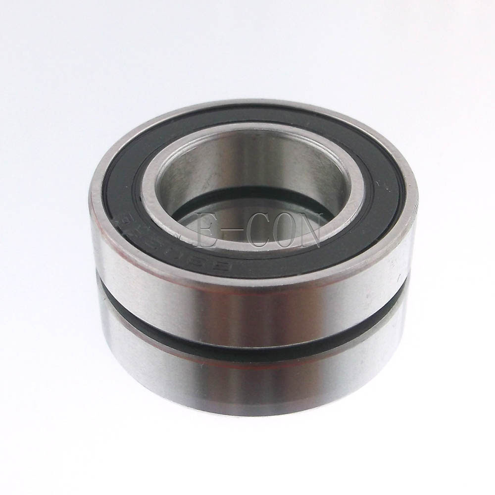 17mm*26mm*5mm 10 x F6803zz Metal Double Shielded  Flanged  Ball Bearings