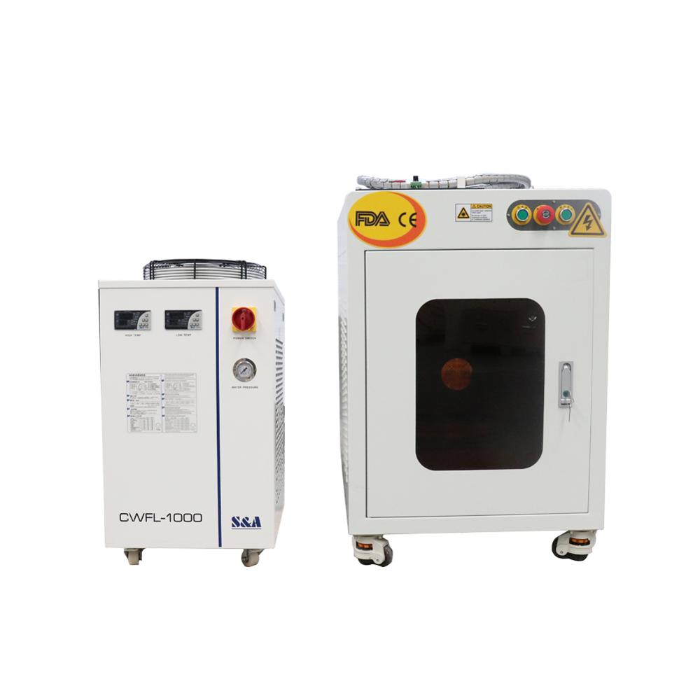Touch Screen 500w 1000w Steel Laser Welding Machine Equipment