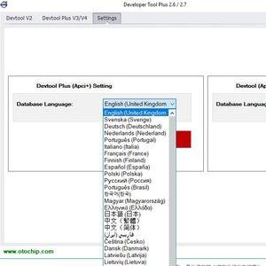 Image 5 - 2020 Premium Tech Tool PTT V2.7.115 Online Update VCADS Development + Devtool Plus 2.7 + APCI for Volvo Diagnostic with Keygen