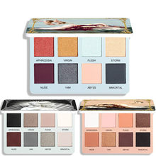 18 Color Eyeshadow Pallete Matte Shimmer Eyeshadow Waterproof Long-lasting Makeup Eyeshadow palette Cosmetics