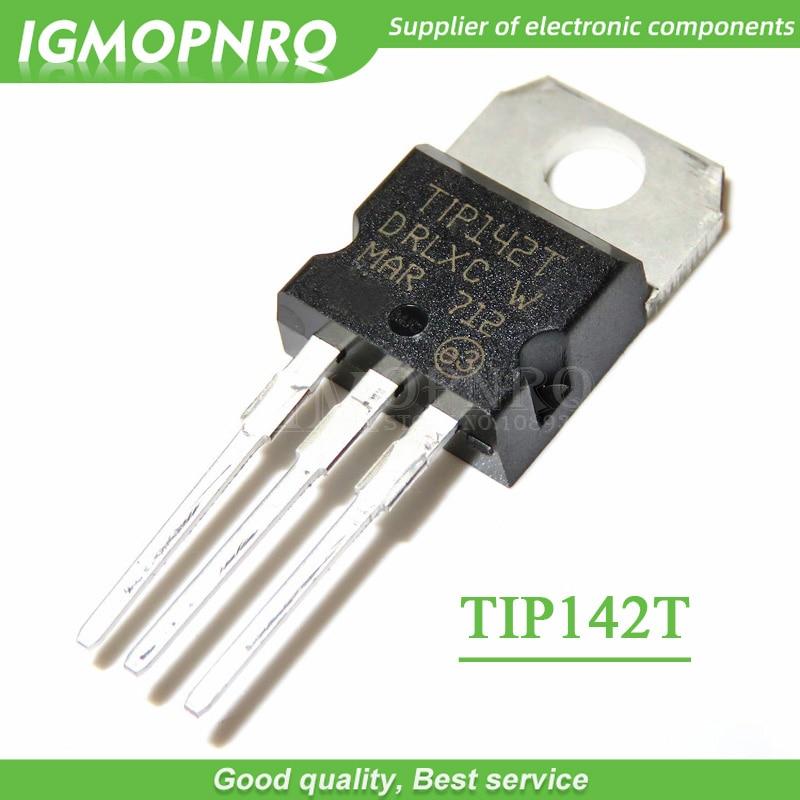 10PCS TIP102 TIP120 TIP122 TIP127 TIP142 TIP147 LM317T IRF3205 Transistor TIP142T TIP147T Transistor