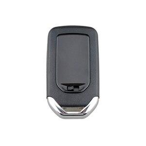 Image 4 - QWMEND KR5V2X 4 Tasten Smart Auto Schlüssel für Honda CRV/URV 2017 2020 ID47Chip Auto Fernbedienung Schlüssel 433mhz
