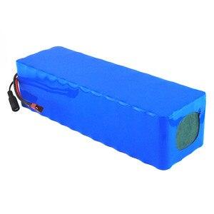 Image 3 - Liitokala 48v 20AH 48v リチウム電池 21700 5000 mah 13S4P 500 ワットスクーターのバッテリー 48v20ah 電動自転車のバッテリー