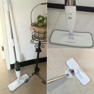 Image 5 - Deerma mopa pulverizadora de agua, aspiradora, paño de limpieza giratorio 360, mopa inalámbrica, limpiador de suelos