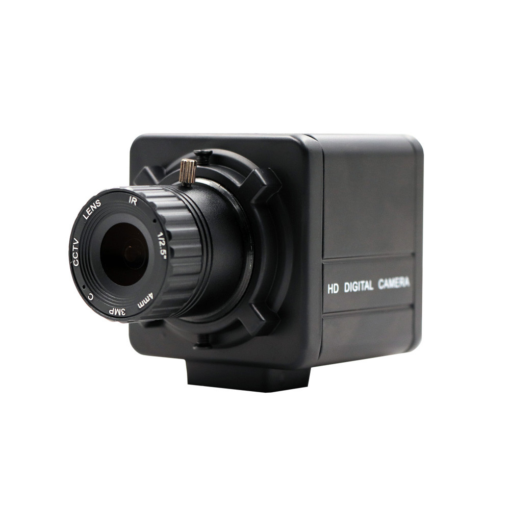 Live Streaming 2MP 1080P High Speed 120fps Webcam 2.0 Megapixel OV2710 UVC Live Video Teaching Conference CS Lens USB Camera