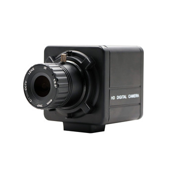 Live Streaming 2MP 1080P High Speed 120fps Webcam 2.0 Megapixel OV2710 UVC Live Video Teaching Conference CS Lens USB Camera