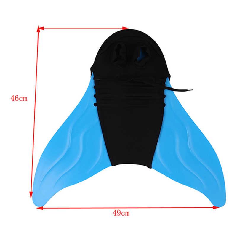 الكبار الاطفال حورية البحر ذيل ملابس السباحة تأثيري حلي يمكن إضافة المنوفية/زهرة/حورية البحر ذيول zeemeerminstaart كودا دي سيريا C28105CH