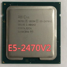 CPU Processor Lga 1356 Intel Xeon E5-2470v2 Ten-Core 25M 95W Twenty-Thread