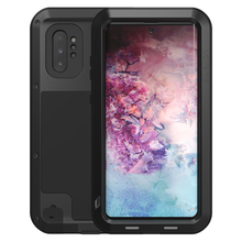 For Samsung Galaxy Note 10 Plus Case ShockProof Water Resist