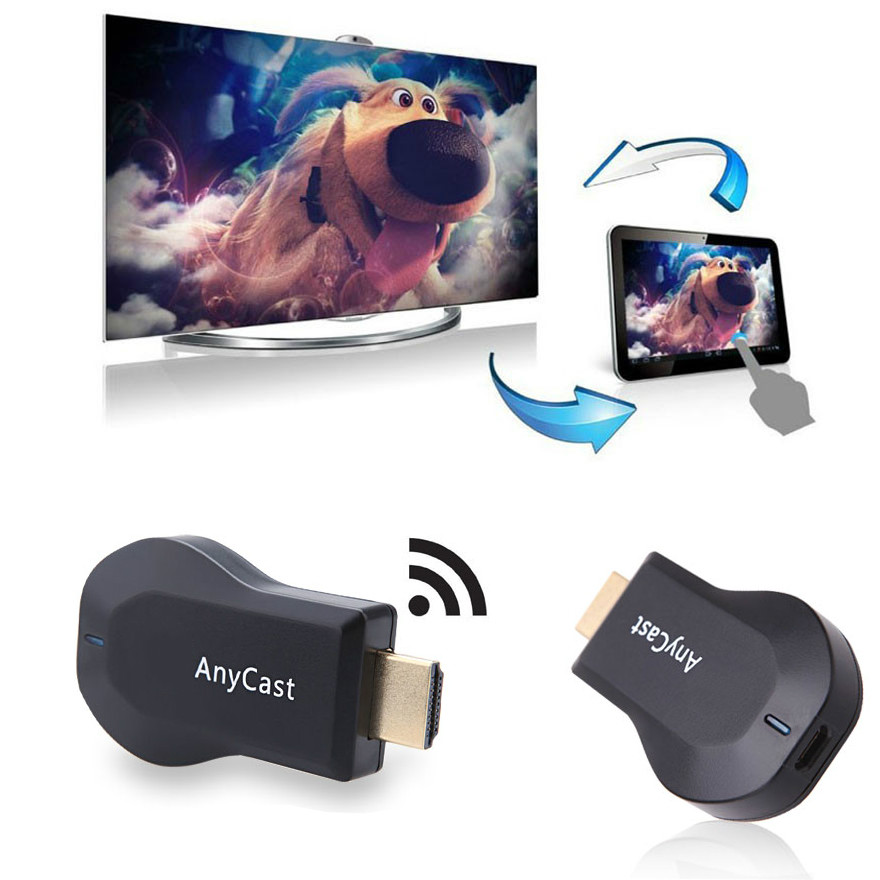Super Deal #04a2d - Anycast M2 Plus TV Stick Wifi Display Receiver Dongle  For DLNA Miracast Airplay Airmirror HDMI 1080P Mirascreen Mirroring Screen  | Cicig.co