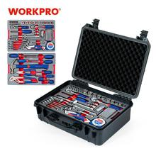 WORKPRO 110PC Tool Set Hand Tools Home