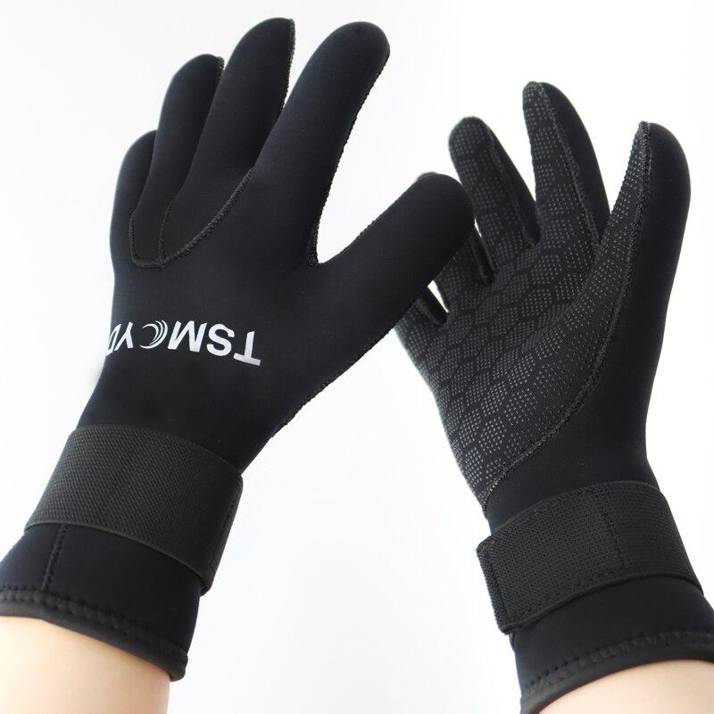 3mm Diving neoprene glove /& socks combination size XL