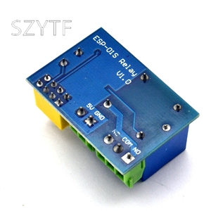 Image 4 - ESP8266โมดูลรีเลย์5V WiFi Esp 01sกิจกรรมสมาร์ทรีโมทคอนโทรลสวิตช์ควบคุมโทรศัพท์APP