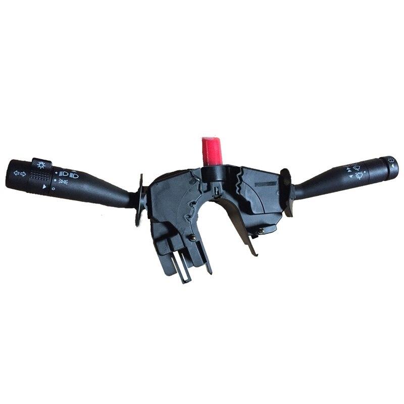 Interruptor do limpador do indicador do feixe do farol dianteiro do carro baixo para atores unimog 1996-2002 0045458124