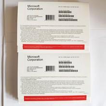 Microsoft Windows 10 Pro 64 บิต OEM DVD ผลิตภัณฑ์ COA ใบอนุญาต 1PK DSP OEI รุ่นภาษาอังกฤษหรือรัสเซีย, 10 ชิ้น/ล็อต