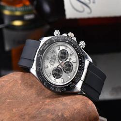 Винтажные резные часы, мужские оригинальные наручные часы со стальным ремешком, модные классические дизайнерские Роскошные брендовые золо...