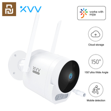 Mijia Xiaovv Outdoor Camera Pro Verison 1080P HD Wifi Cam 150 Wide Angle IP65 Infrared Night