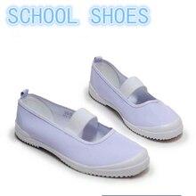 Unisex Japan Japanese JK School Uniform Uwabaki Shoes Sports Indoor Indoor Shoes