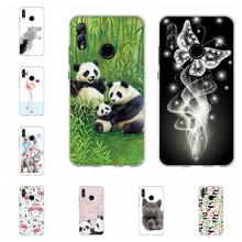 For Huawei Honor 6A 8X Case Soft TPU Silicone For Huawei Honor 9 Lite Cover Flamingo Patterned For Huawei Honor 10 10 Lite Capa for huawei honor 6a 8x case soft tpu silicone for huawei honor 9 lite cover panda patterned for huawei honor 10 10 lite bumper