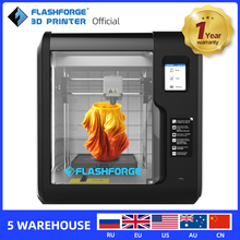 Flashforge DIY 3D Printer Kit Adventurer 3/Lite/3C with Camera Auto Leveling Machine Filament Detection Fast Cloud Printing