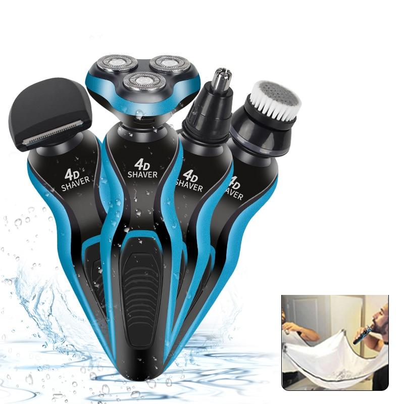 Electric Shaver For Men Shaving Machine Floating Razor Beard Trimmer Electric Razor Shaver Face Hair Shaving Trimmer For Beard