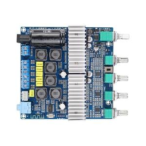 Image 3 - GHXAMP TPA3116 5.0 Bluetooth amplifier 2.1 Amplifiers Board 50W+50W+100W Woofer Speaker DIY 12 24V High Power With Case