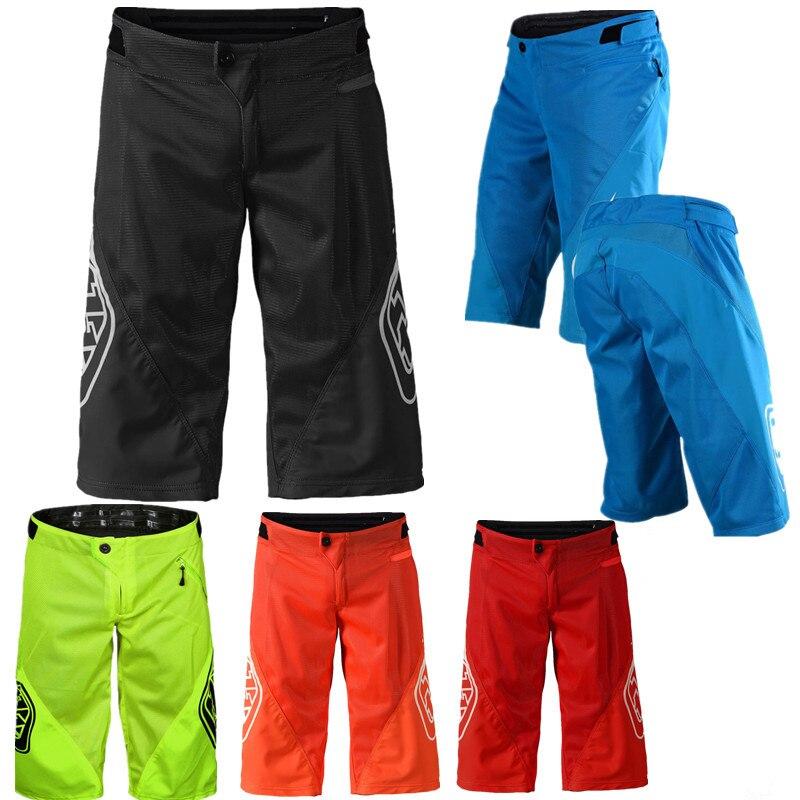2019 Sprint Men's Durable MTB Moto Shorts Summer Mesh Mountain Bike Short Motocross Racing Shorts