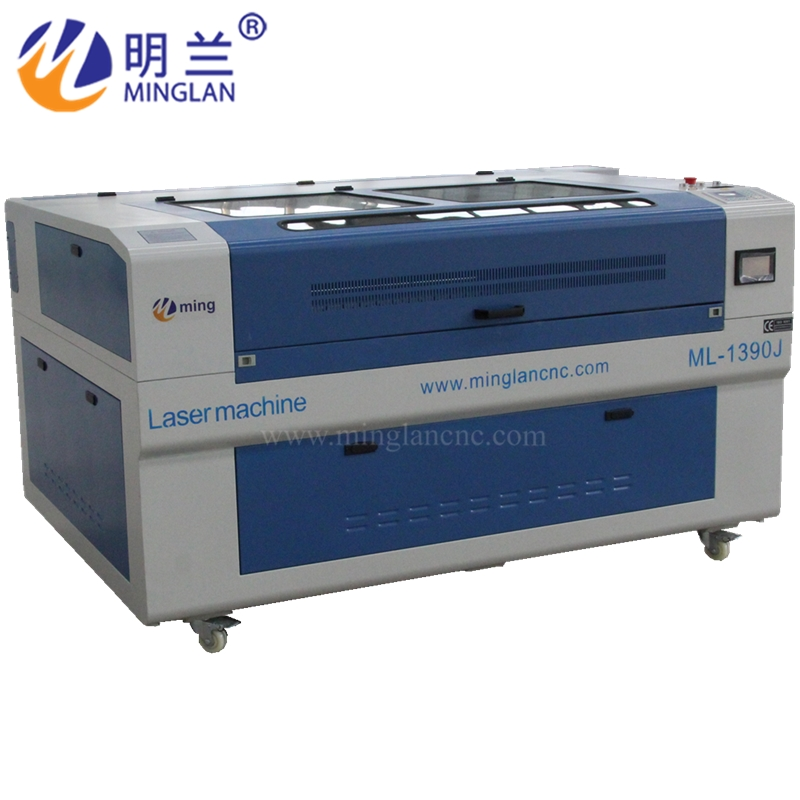 1600*1000mm 50W CO2 Laser Engraving Machine With Digital Function And Honeycomb Table High Speed