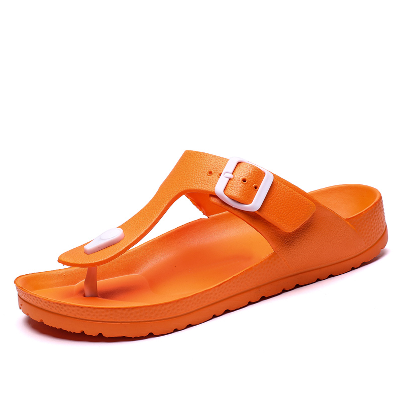 COOLVFATBO New Arrival Summer Men Flip Flops High Quality Beach Sandals Non-slip Male Slippers Zapatos Hombre Casual Shoes Men