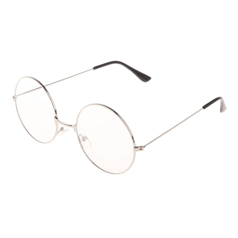 HP Vintage Round Frame Glasses Cosplay Prop Action Figure Toy Delicate And Pretty Glasses For Men Women Kids  Y51E