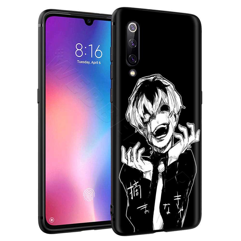 Tokyo Ghoul Anime para Xiaomi Redmi 4A 4X4 5X5 5A 6 6A 7 7A S2 nota a K20 Pro Plus primer 8T