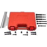 Conjunto de ferramentas de remoção de eletrodos  para m8 x 1.0-m10x1.0-m10x1.25